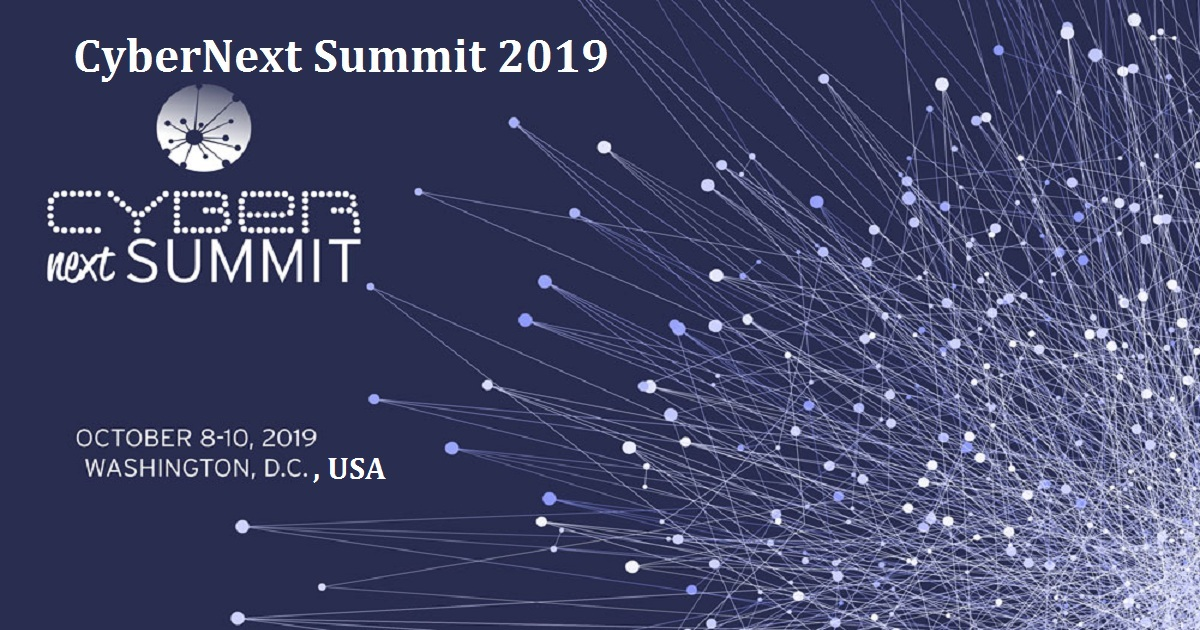 CyberNext Summit 2019
