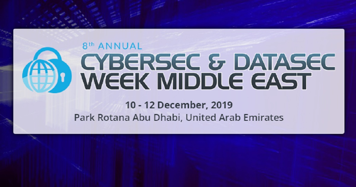 The 8th Annual Cyber Security and Data Security Forum