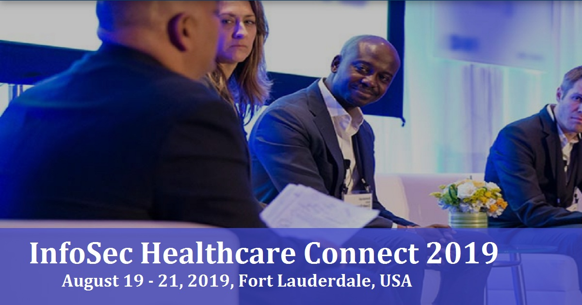 InfoSec Healthcare Connect 2019