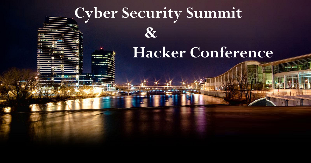 GrrCON Cyber Security Summit & Hacker Conference