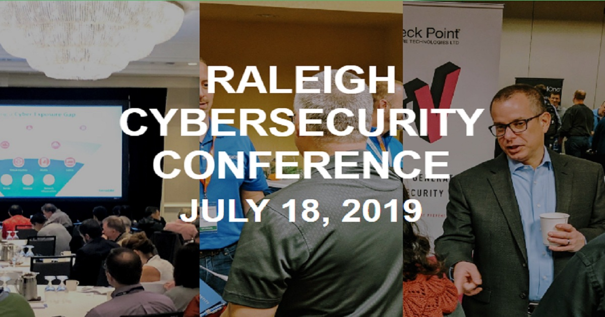 RALEIGH CYBERSECURITY CONFERENCE