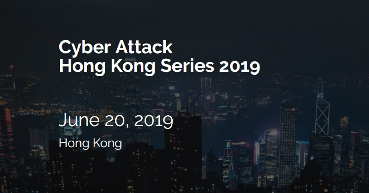 Cyber Attack Hong Kong Series 2019
