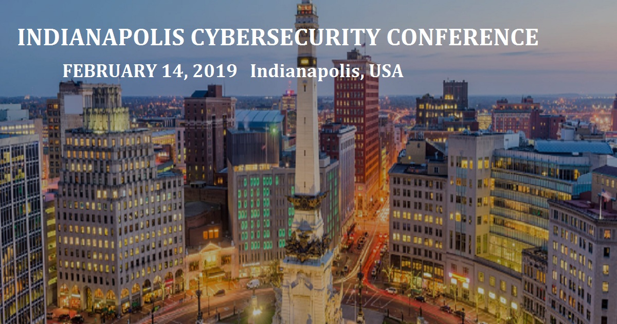 Data Connectors Indianapolis Cybersecurity Conference 2019