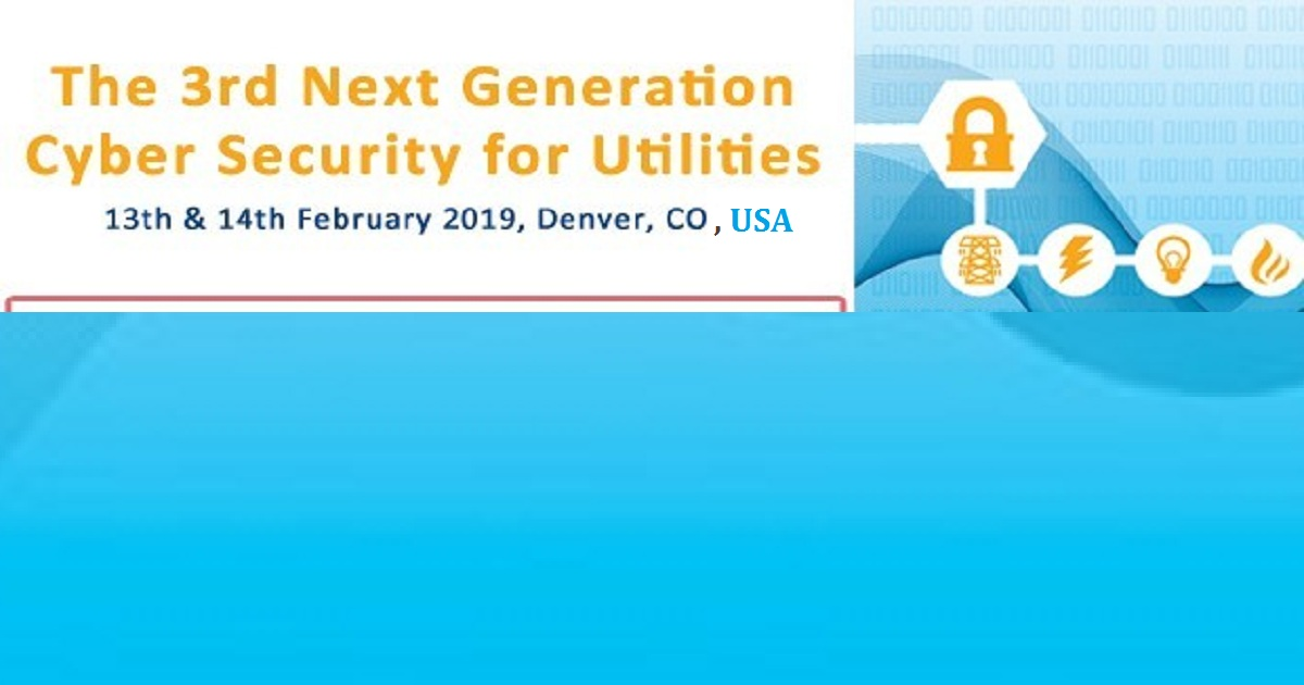 The 3rd Next Generation Cyber Security for Utilities
