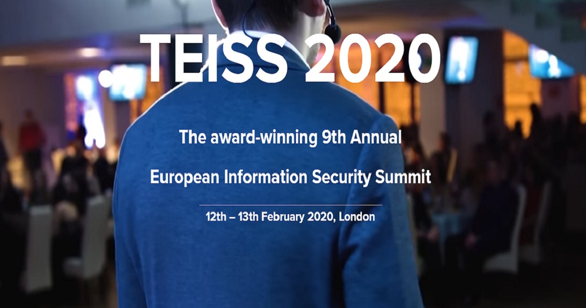 The award-winning 9th Annual European Information Security Summit