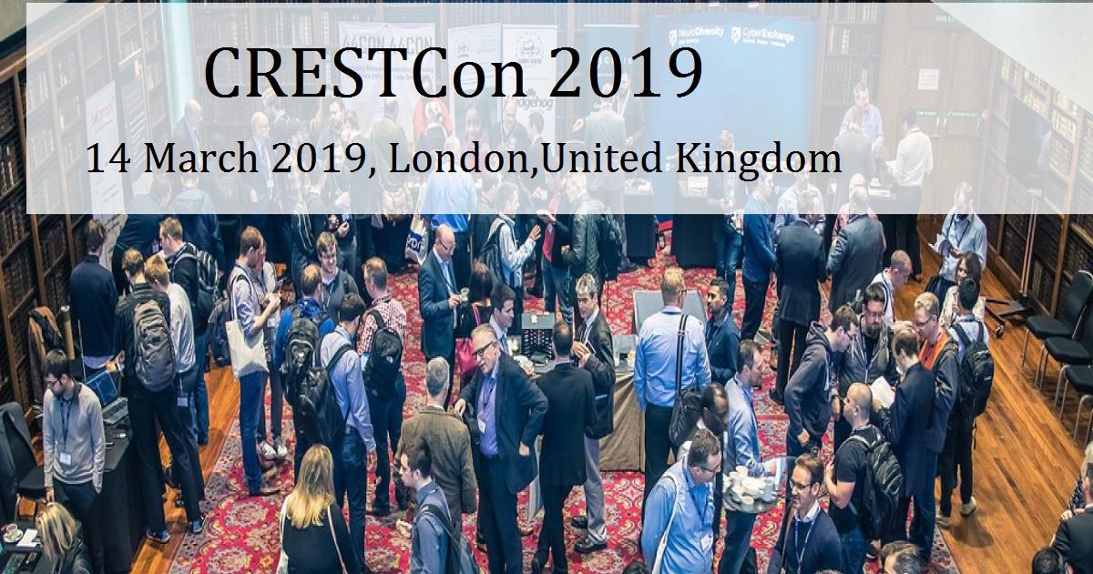 CRESTCon 2019