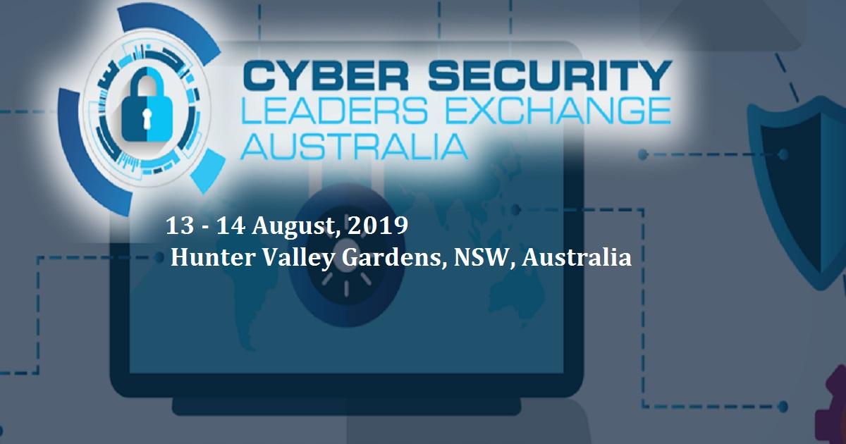 CYBER SECURITY LEADERS EXCHANGE 2019