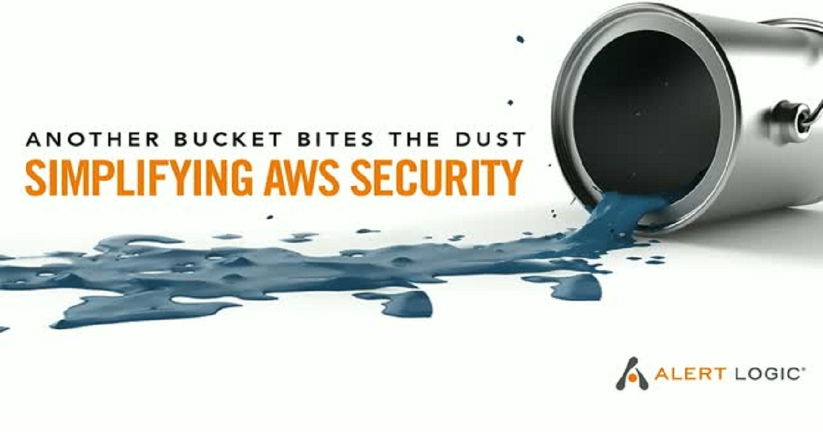 Another Bucket Bites the Dust... Simplifying AWS Cybersecurity