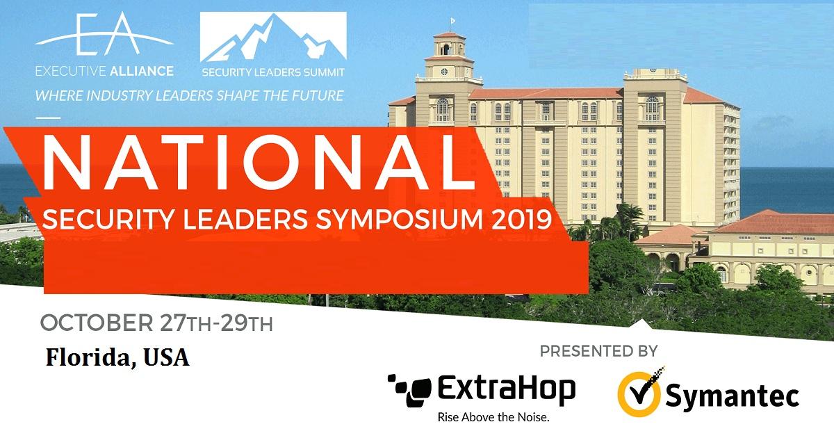 National Security Leaders Symposium 2019