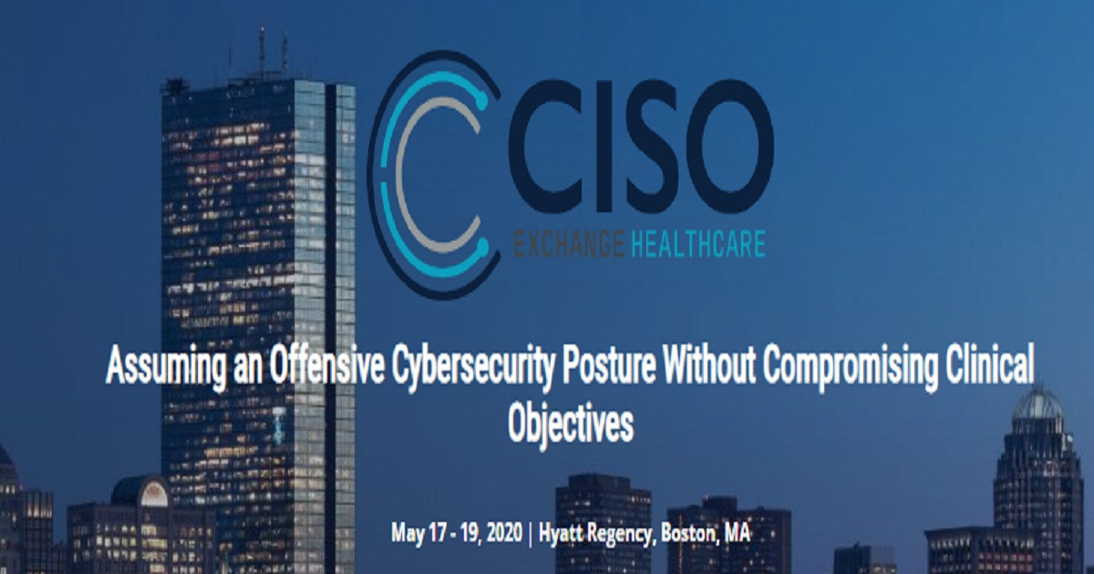 CISO Exchange for Healthcare