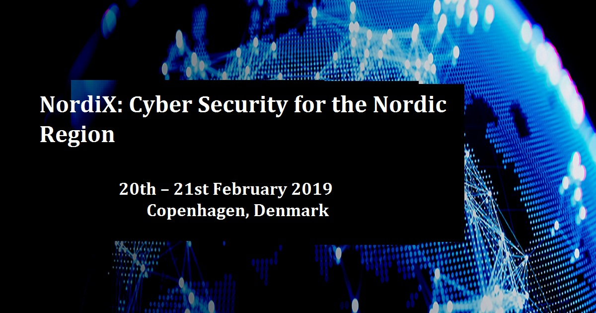 NordiX: Cyber Security for the Nordic Region