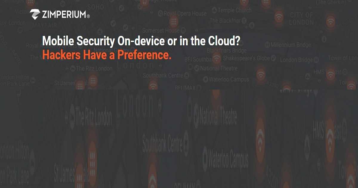 Mobile Security On-device or in the Cloud?  Hackers Have a Preference