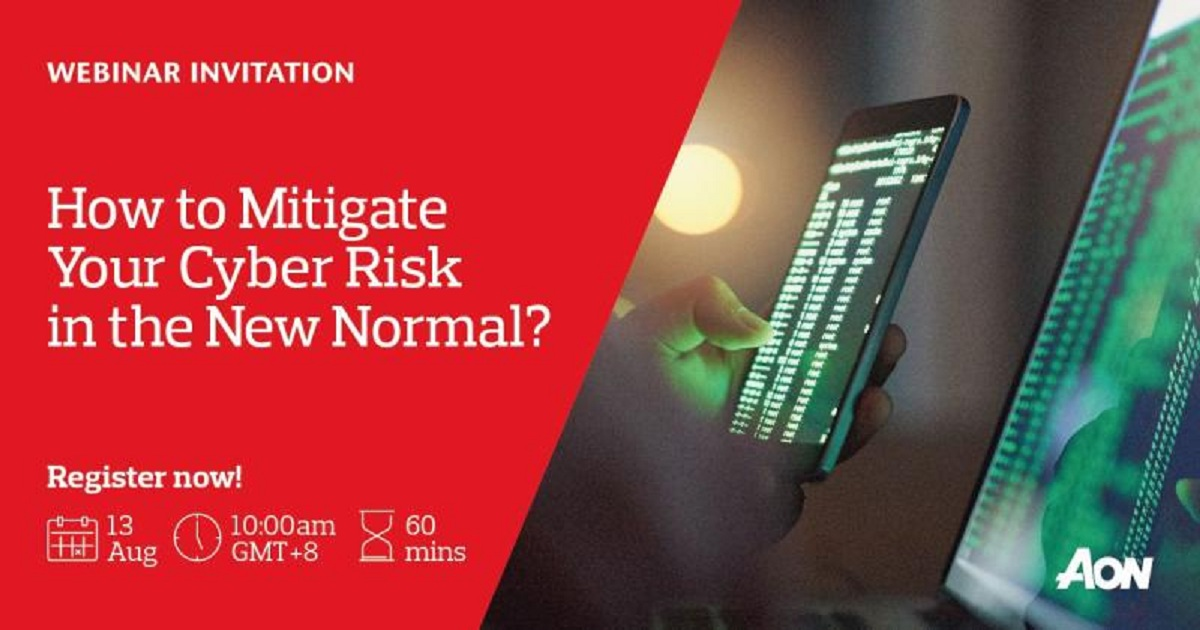 How to Mitigate Your Cyber Risk in the New Normal