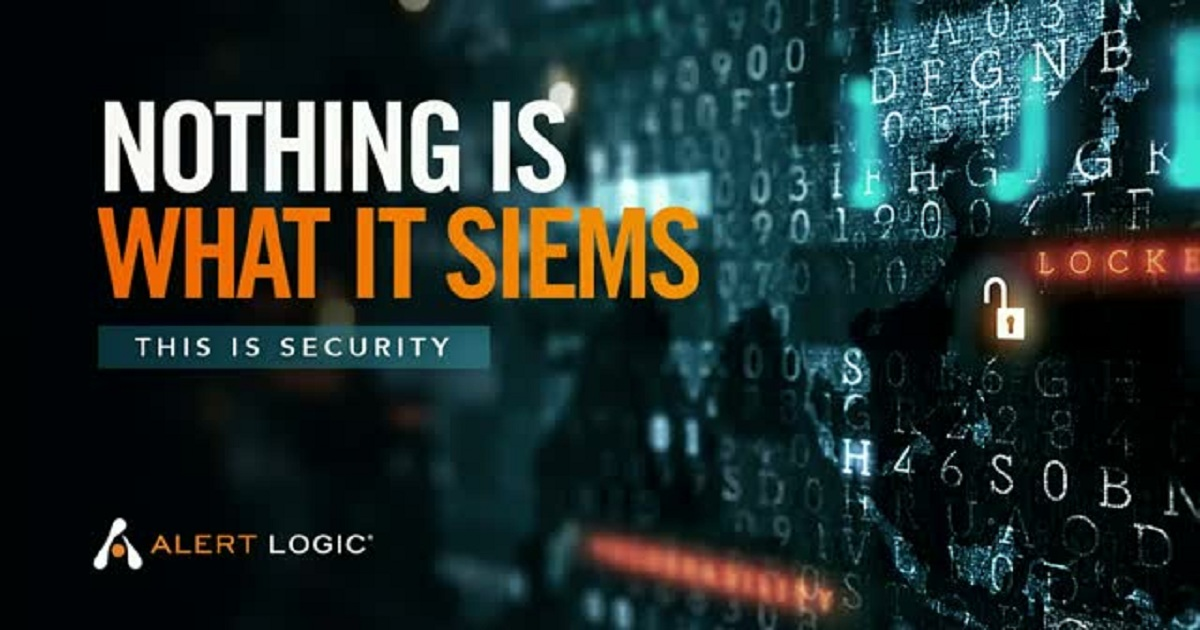 This is Security: Nothing is what it SIEMs