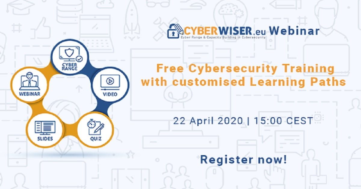 Free Cybersecurity Training with customised Learning Paths