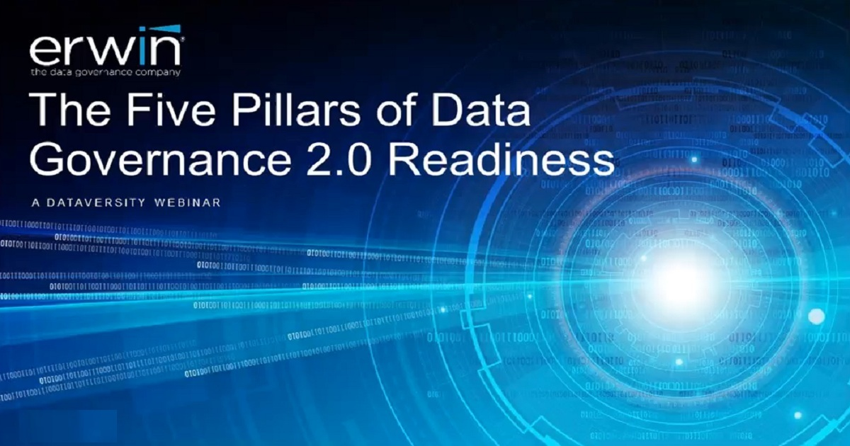 The Five Pillars of Data Governance 2.0 Success
