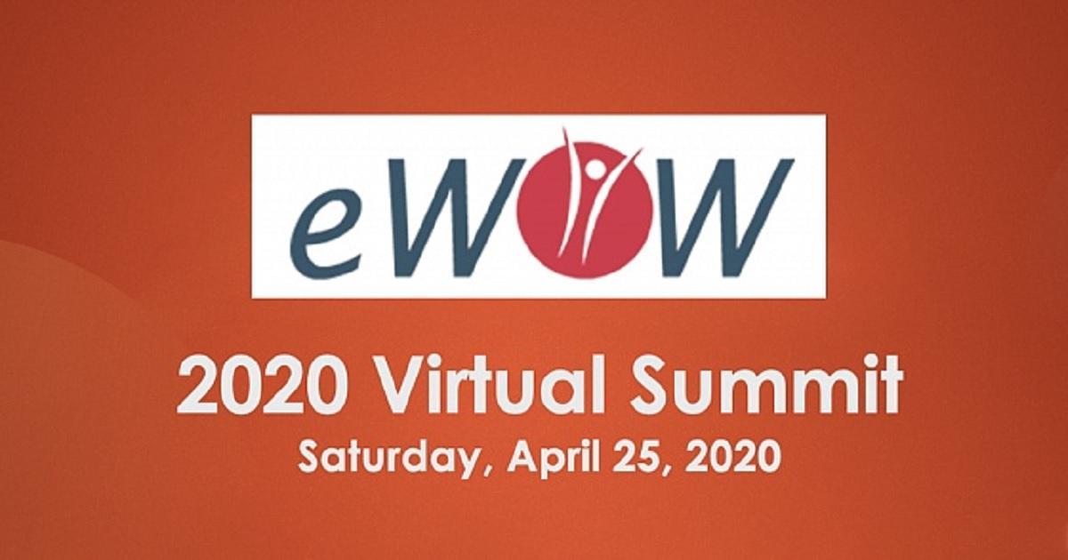 EWOW 2020 VIRTUAL SUMMIT