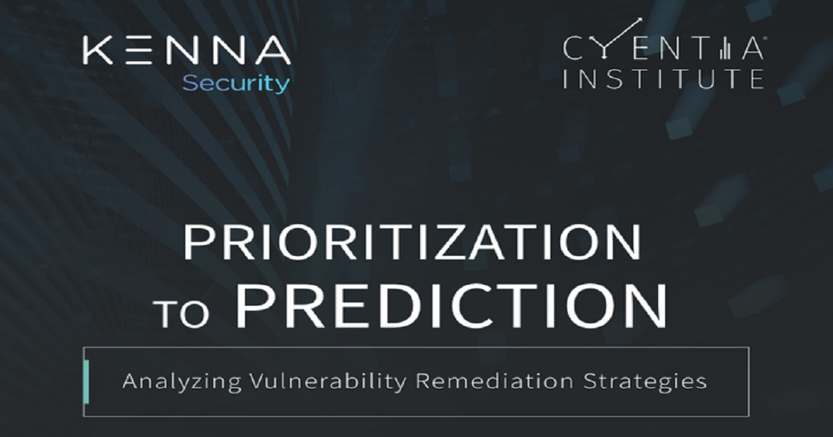 Prioritizing Vulnerabilities Is Key to Patching Success, Report Find