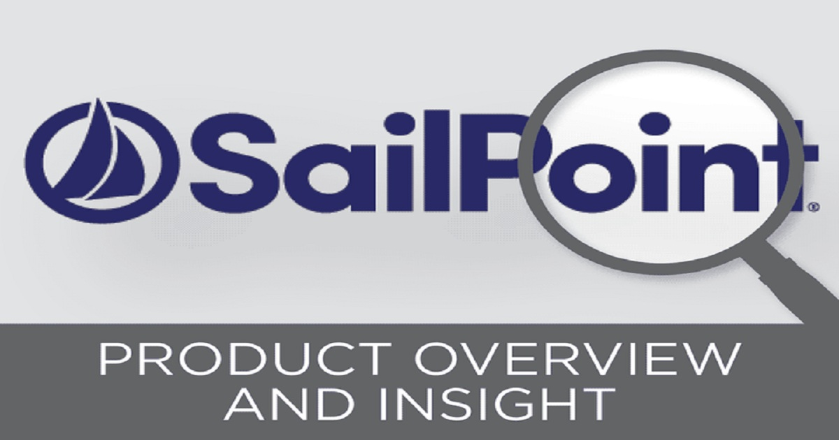 SailPoint Technologies: Product Overview and Analysis