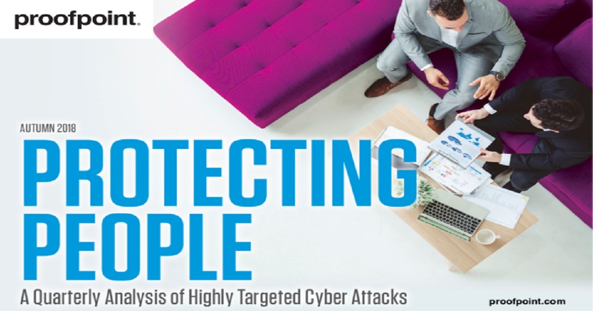 Attackers Targeting Lower-Level Management, Proofpoint Reports