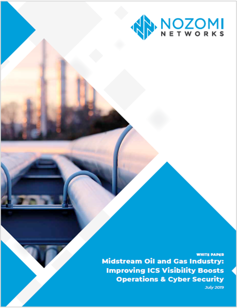 Midstream Oil and Gas Industry - Improving ICS Visibility Boosts Operations and Cyber Security