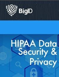 HIPAA DATA SECURITY & PRIVACY