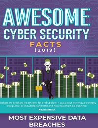 AWESOME CYBER SECURITY FACTS - INFOGRAPHIC