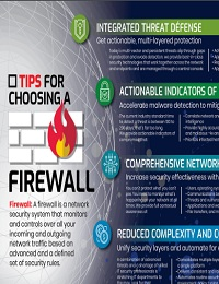 HOW TO CHOOSE A FIREWALL