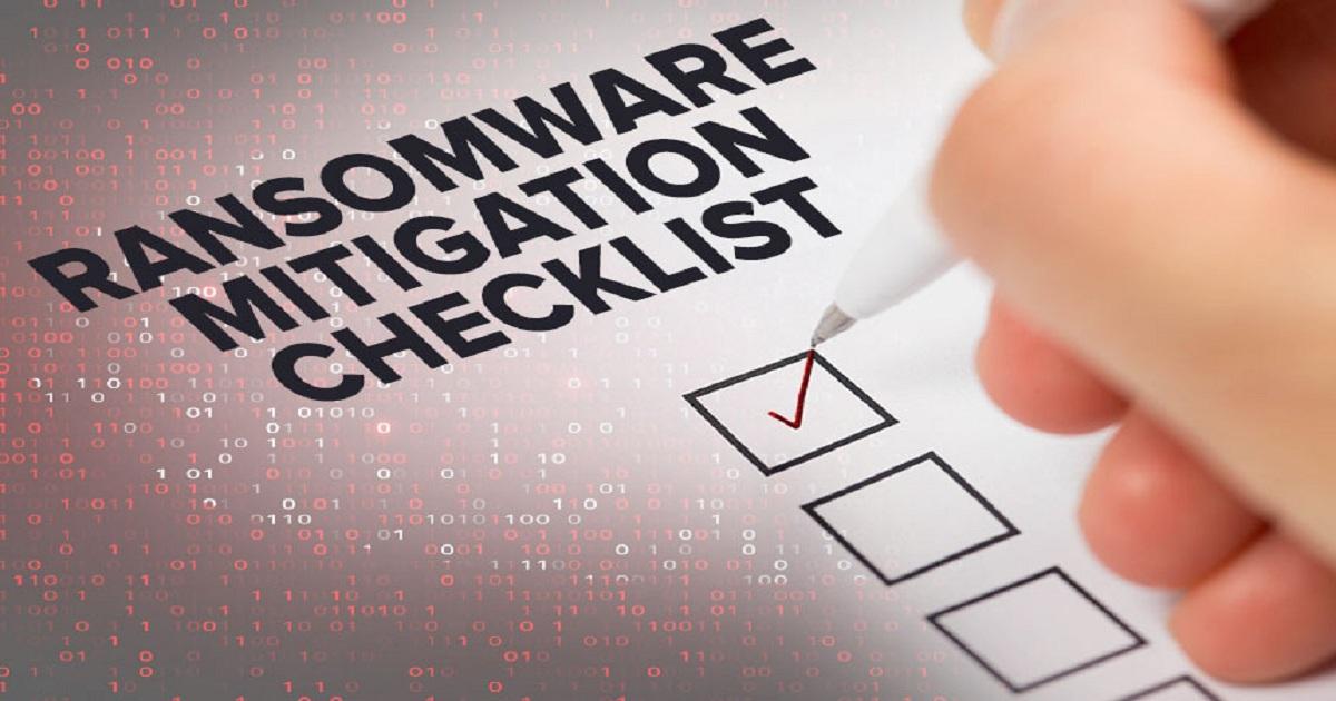 RANSOMWARE RISK MANAGEMENT: 11 ESSENTIAL STEPS