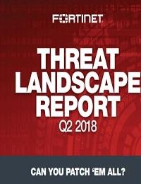 THREAT LANDSCAPE REPORT Q2 2018