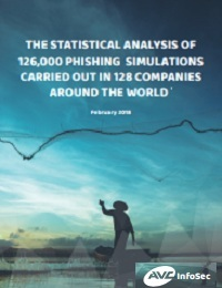 THE STATISTICAL ANALYSIS OF 126,000 PHISHING SIMULATIONS CARRIED OUT IN 128 COMPANIES AROUND THE WORLD 1