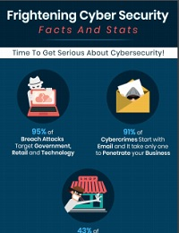 ALARMING CYBER SECURITY FACTS AND STATS