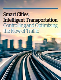 SMART CITIES, INTELLIGENT TRANSPORTATION CONTROLLING AND OPTIMIZING THE FLOW OF TRAFFIC