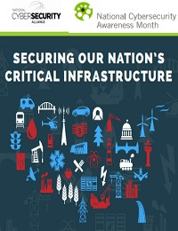 SECURING OUR NATION'S CRITICAL INFRASTRUCTURE