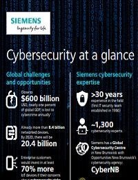 CYBERSECURITY AT A GLANCE