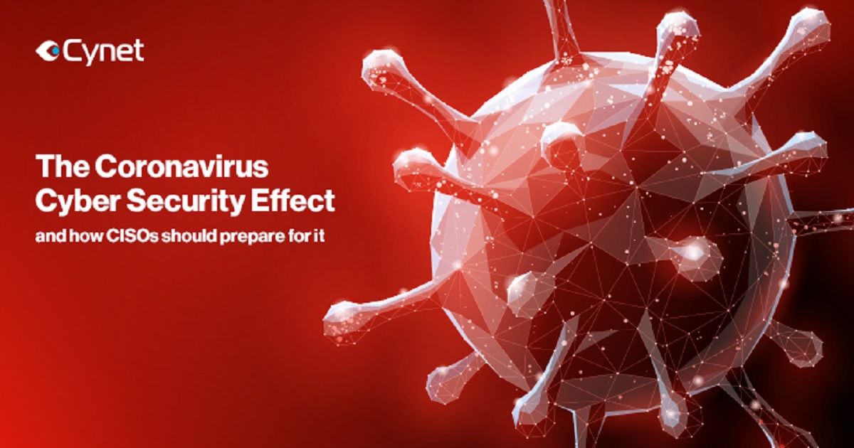THE CORONAVIRUS IS ALREADY TAKING EFFECT ON CYBER SECURITY– THIS IS HOW CISOS SHOULD PREPARE