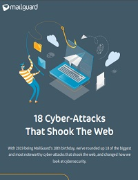 18 CYBER-ATTACKS THAT SHOOK THE WEB