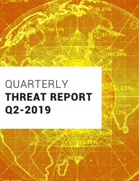 QUARTERLY THREAT REPORT Q2-2019