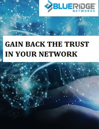GAIN BACK THE TRUST IN YOUR NETWORK