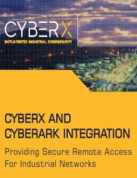 CYBERX AND HIGHLIGHTS CYBERARK INTEGRATION
