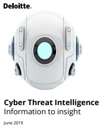 CYBER THREAT INTELLIGENCE INFORMATION TO INSIGHT