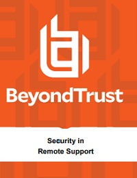 SECURITY IN REMOTE SUPPORT