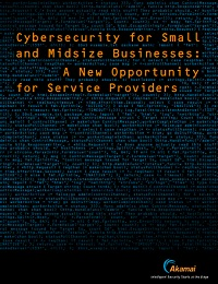 CYBERSECURITY FOR SMALL AND MIDSIZE BUSINESSES: A NEW OPPORTUNITY FOR SERVICE PROVIDERS