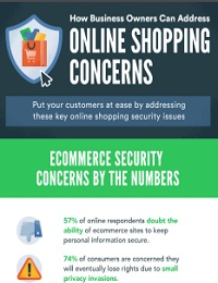 HOW BUSINESS CAN ADDRESS THE SECURITY CONCERNS OF ONLINE SHOPPERS