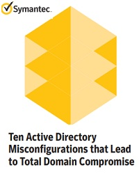 TEN ACTIVE DIRECTORY MISCONFIGURATIONS THAT LEAD TO TOTAL DOMAIN COMPROMISE