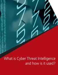WHAT IS CYBER THREAT INTELLIGENCE AND HOW IS IT USED?