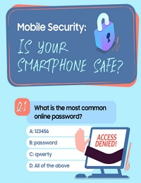 MOBILE SECURITY QUIZ: IS YOUR SMARTPHONE SAFE?