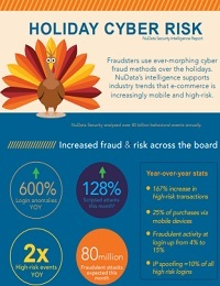 HOLIDAY CYBER RISK NUDATA SECURITY INTELLIGENCE REPORT
