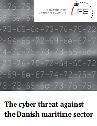 THE CYBER THREAT AGAINST THE DANISH MARITIME SECTOR