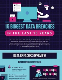 DATA BREACHES, CYBER SECURITY'S MOST PRESSING ISSUE